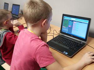 Minecraft programowanie dla dzieci